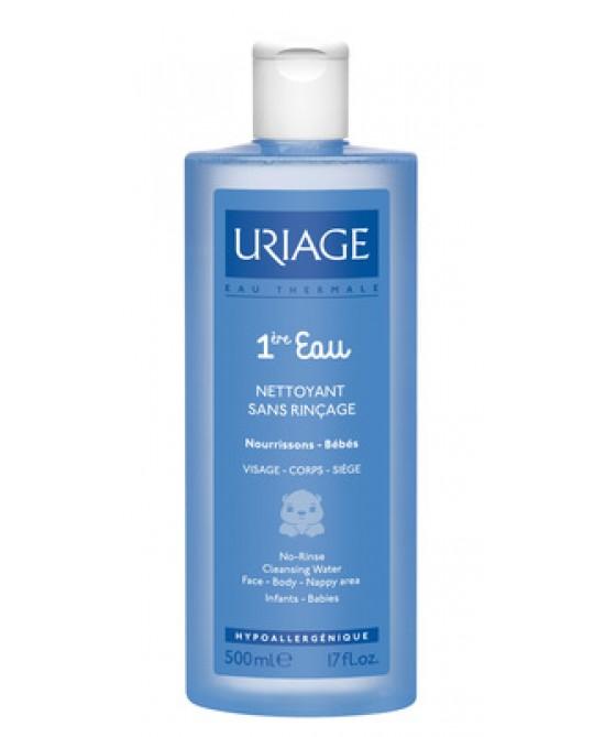 Uriage Premiere Eau Acqua Detergente Delicata 500ml - Farmamille