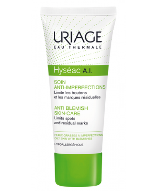 Uriage Hyseac A.I. Trattamento Anti-Imperfezioni Per Cute Grassa 40ml - Farmacento