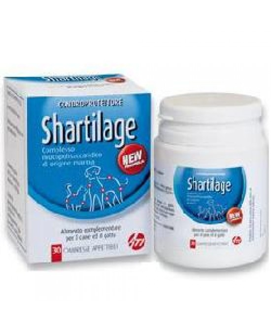 Shartilage New Form 30cpr - La tua farmacia online