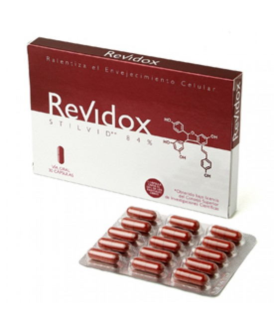 Revidox Stilvid 84% 30 Compresse - Zfarmacia