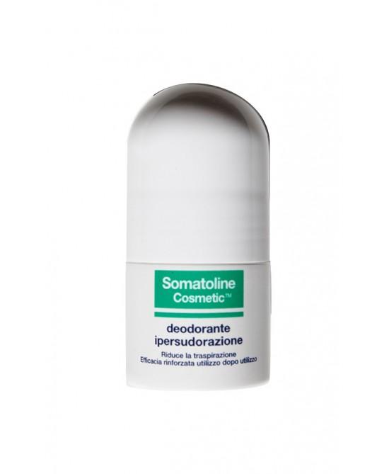 Somatoline Cosmetic Deodorante Ipersudorazione Roll-On 30ml - Farmabravo.it