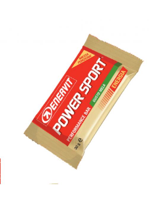 Enervit Power Sport Double Gusto Mela Barretta Energetica 30g - Farmacia 33
