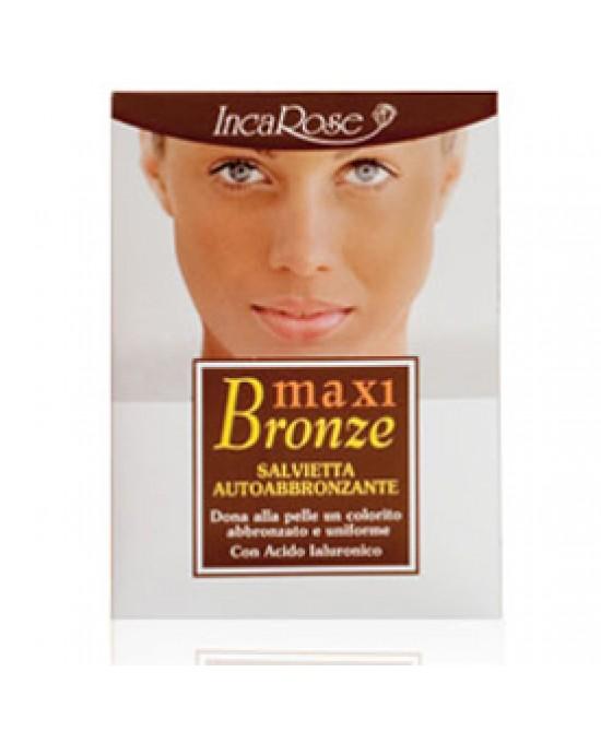 Incarose Maxi Bronze Salv Vi/d - Zfarmacia