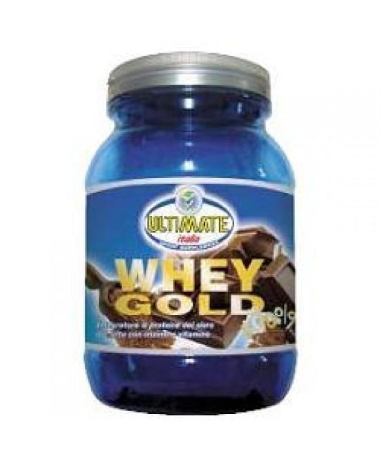 Ultimate Whey Gold 100% Fra750 - Farmajoy