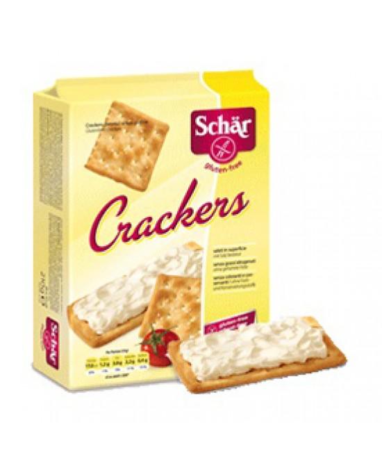 Schar Crackers Dietetici Senza Glutine 210g (6X35g) - Zfarmacia