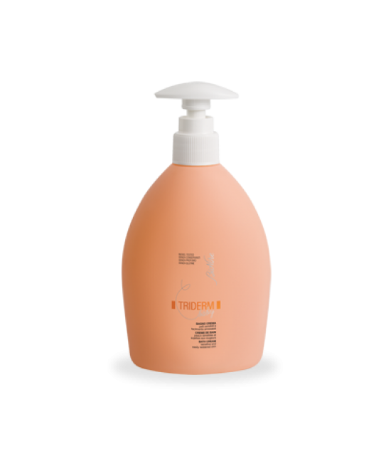 BioNike Triderm Baby Bagno Crema 500ml - Farmapc.it