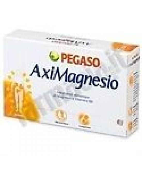 Aximagnesio 40cpr Nf - Farmacia 33