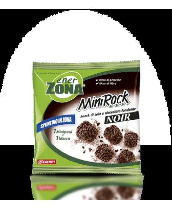 Enervit EnerZona Minirock 40-30-30 Noir Minipack 24g - La tua farmacia online