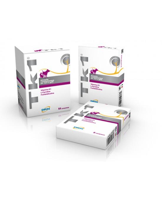 Drn Tk1 Alimento Complementare 8 Compresse - farma-store.it