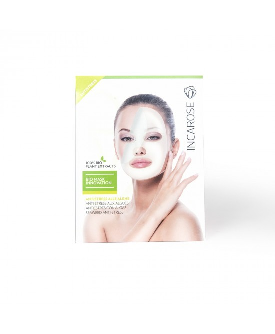 Incarose Bio Mask Innovation Anti-Stress Trattamento Viso 17ml - Zfarmacia