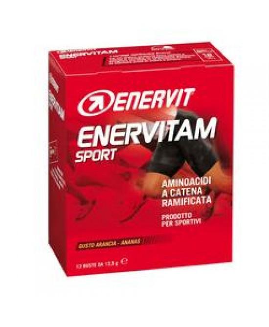 Enervitam Sport Ara/ananas12bs - FARMAEMPORIO
