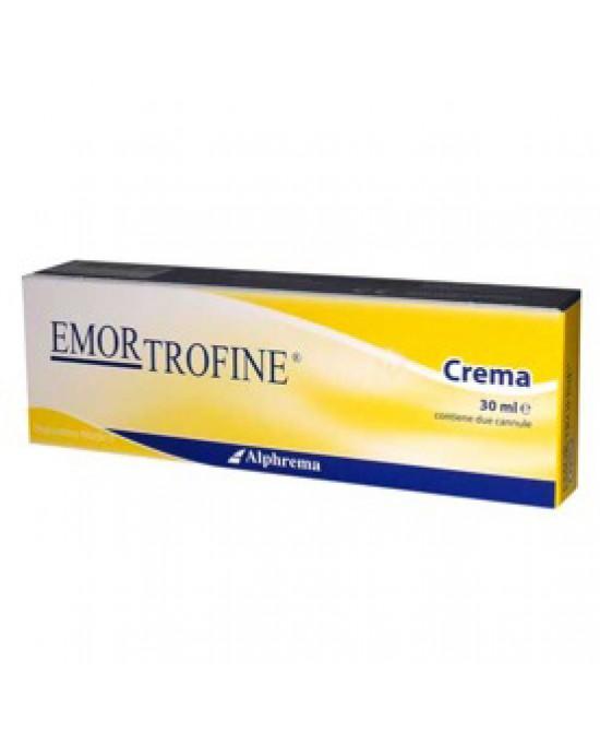 Emortrofine Crema Proctologica 30ml - Farmawing