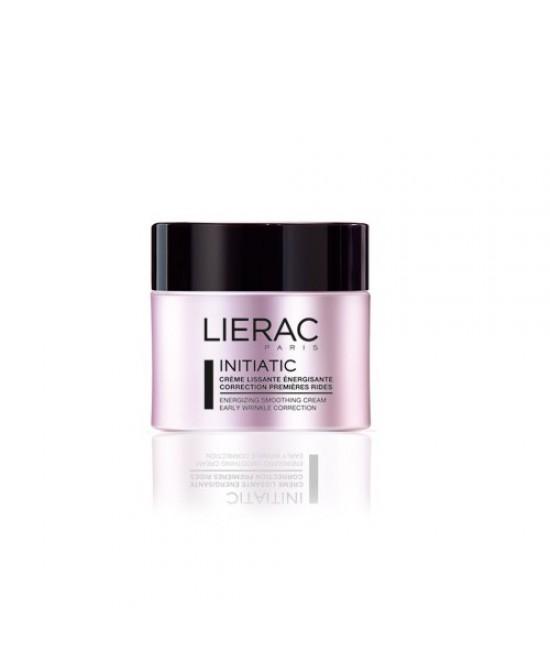 Lierac Initiatic Crema Levigante Energizzante Correzione Prime Rughe - Farmacia 33
