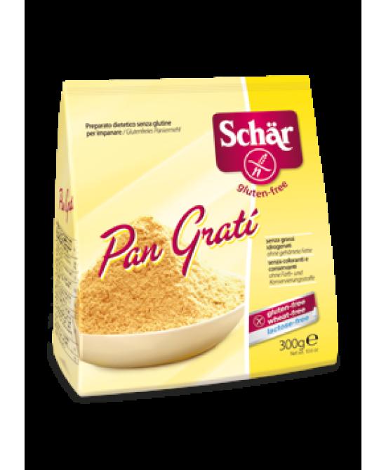 Schar Pan Gratí Preparato Per Impanare Senza Glutine 300g - Zfarmacia