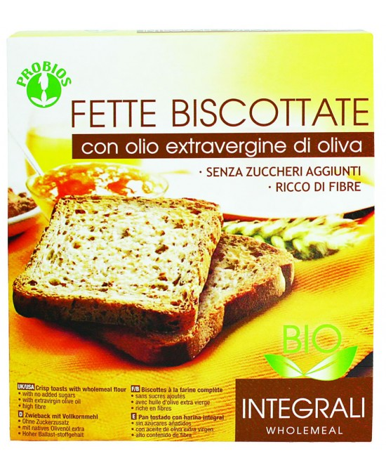 Fette Bisc Integr S/zucch 270g - FARMAEMPORIO
