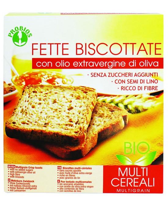 Fette Bisc Cereali S/zucch270g - FARMAEMPORIO