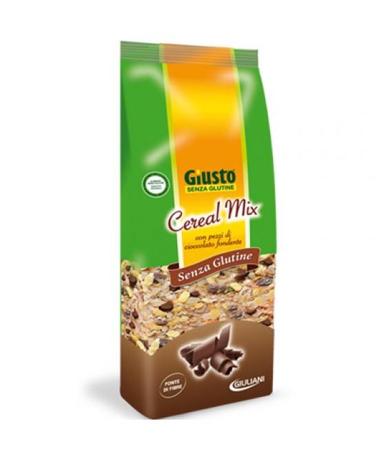 Giusto Cerealmix Con Cioccolato Senza Glutine 300g - Farmacento