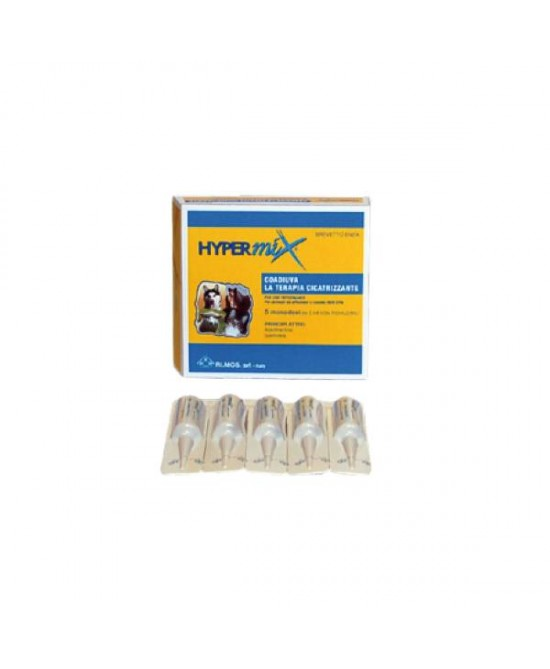 Rimos Hypermix 5 Hypermix Olio Multifunzionale In Monodosi  5ml - farma-store.it