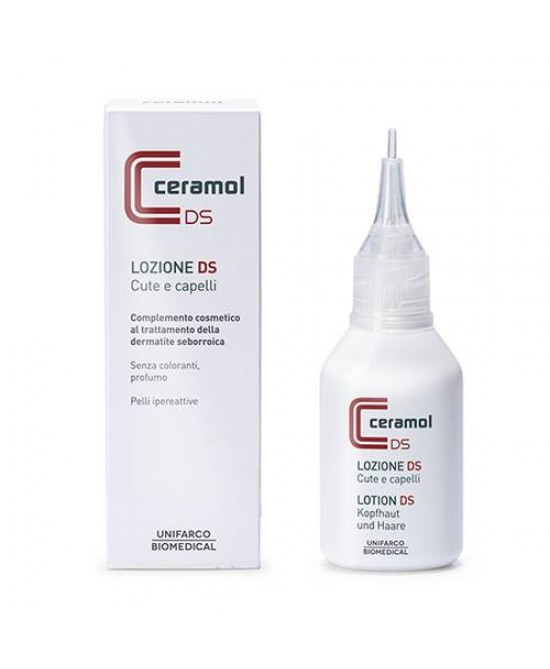 Ceramol Ds Lozione 50ml - Farmamille