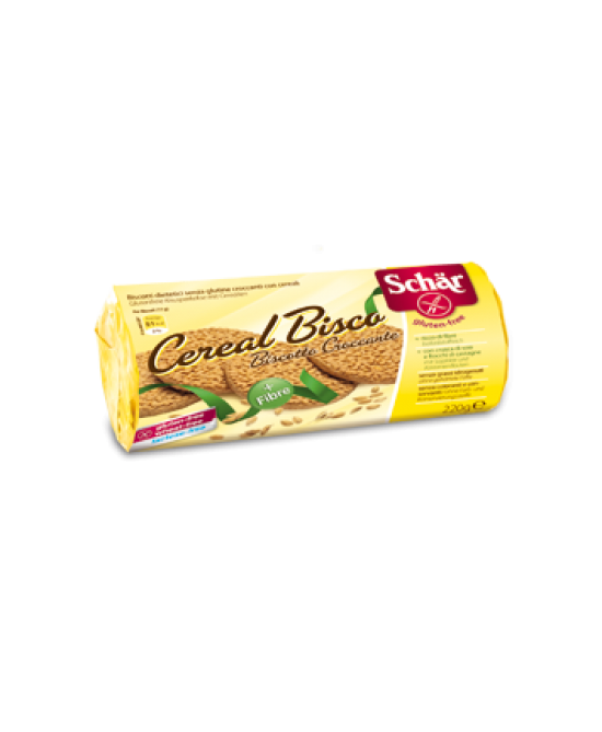Schar Cereal Bisco Biscotto Croccante Senza Glutine 200g - Farmawing