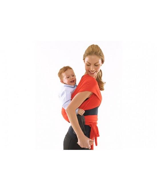 Babywrap Rosso Energia - Farmamille