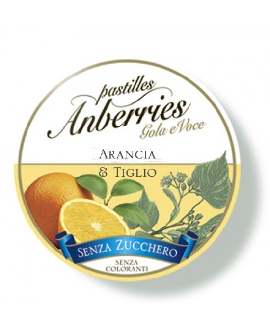 Anberries Arancia&tiglio S/z - La tua farmacia online