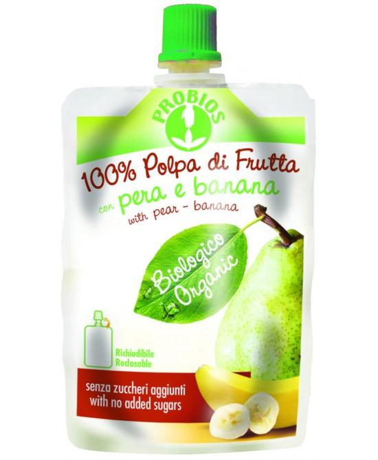 Fru Polpa Pera/banana Doyp100g - FARMAEMPORIO