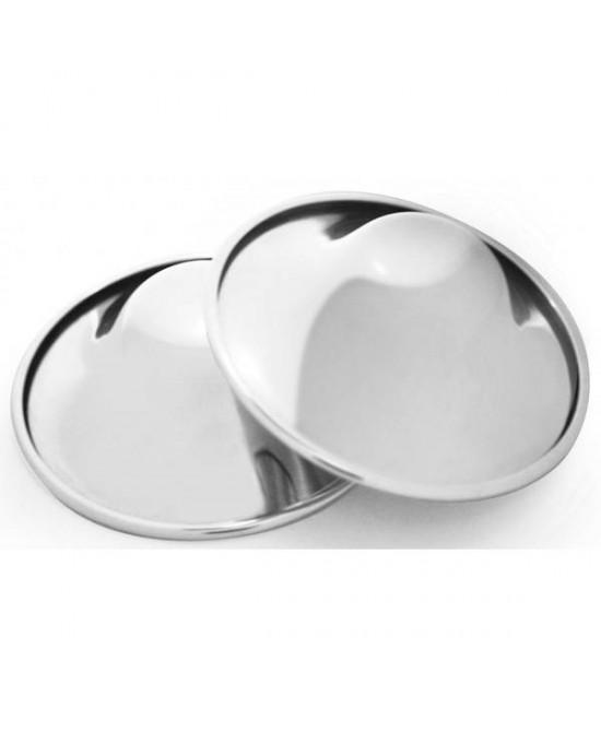 Silverette Mini Coppette Argento Protezione dei Capezzoli 2 pezzi - FARMAEMPORIO