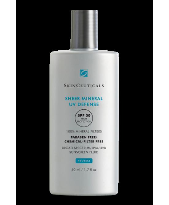 SkinCeuticals Sheer Mineral Uv Defense Spf50 50ml - Zfarmacia