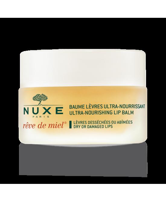 Nuxe Reve De Miel Baume Levres Burrocacao Ultra Nutriente 15 g - La tua farmacia online