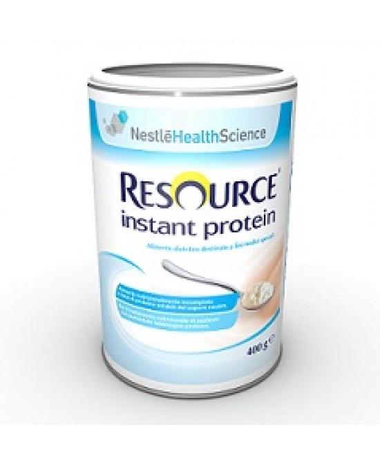 Resource Instant Protein 400g - Farmacia 33
