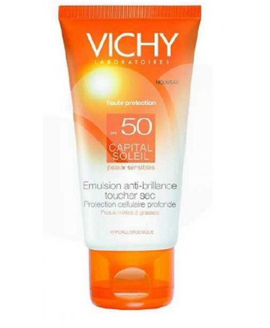 Capital Dry Touch Spf50 50ml - Antica Farmacia Del Lago