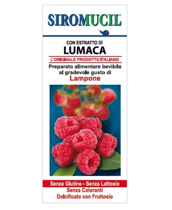 Siromucil Scir Lumache Lampone - Farmacia 33