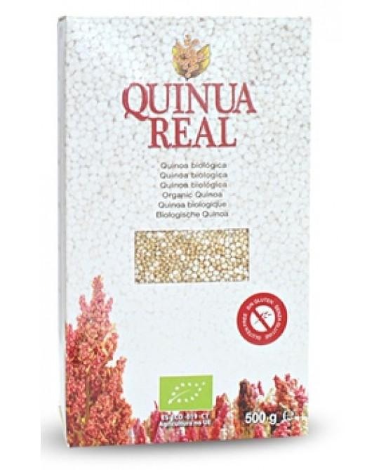 La Finestra Sul Cielo Quinua Real Quinoa Bio 500g - Farmacento