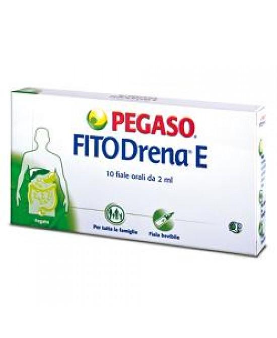 Fitodrena E 10f 2ml - La tua farmacia online