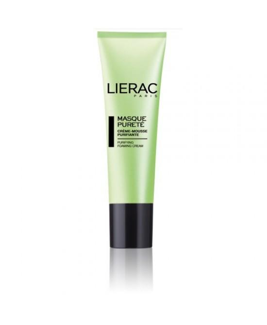 Lierac Masque Pureté Crema-Mousse Purificante - Farmacia 33