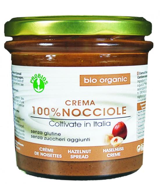 Probios Crema Di Nocciole Biologico 200g - FARMAEMPORIO