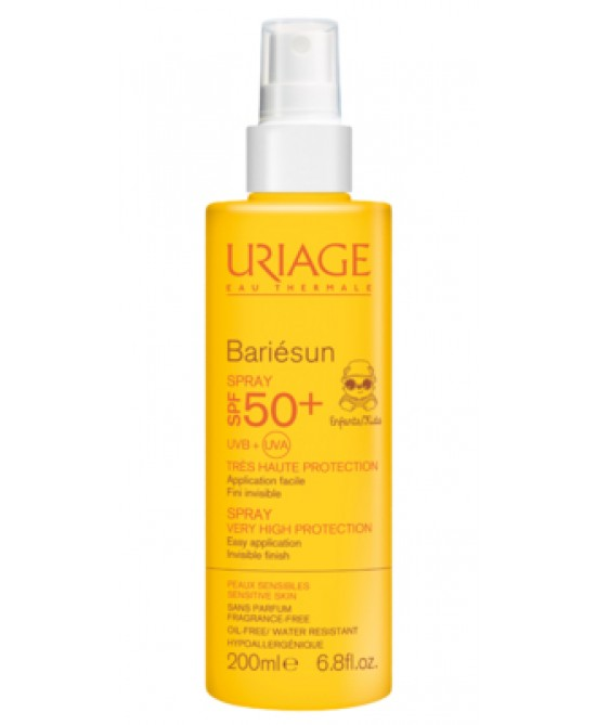 Uriage Bariésun Spf50+ Spray Per Bambini 200ml - Farmacento