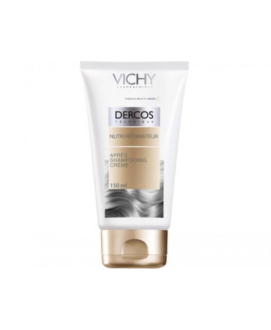Vichy Dercos Balsamo Crema Dopo-Shampoo Nutri-Riparatore 150ml - Antica Farmacia Del Lago