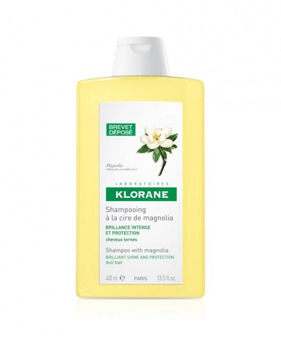 Klorane Shampoo Alla Cera Di Magnolia 400ml - Zfarmacia