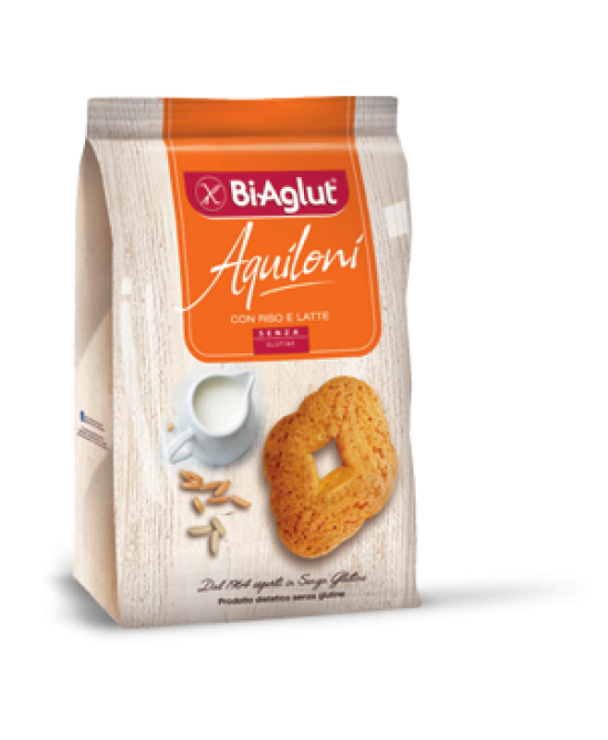 Biaglut Aquiloni Biscotti Senza Glutine 200g - FARMAPRIME