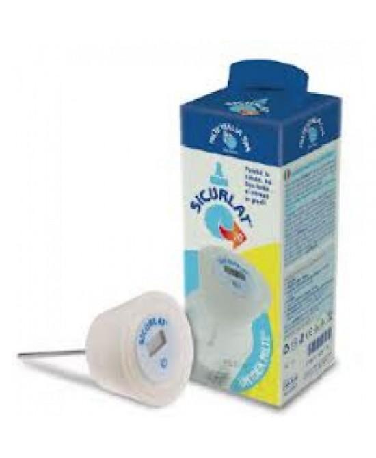 Milte Italia Sicurlat Termometro Sterilizzante Per Latte - Farmastar.it