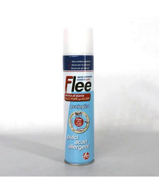 Ati Flee Spray Domestico Antipulci 400ml - Farmastar.it