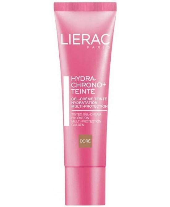 Lierac Hydra Chrono+ Teinté Gel Crema Colorato Doré - FARMAEMPORIO