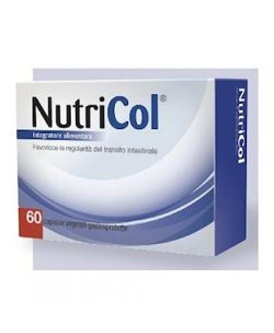 Nutrigea Nutricol 60cps - Farmastar.it