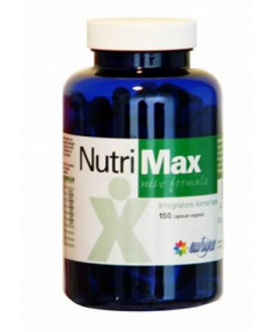 NutriMax Integratore Alimentare 150 Capsule - FARMAEMPORIO