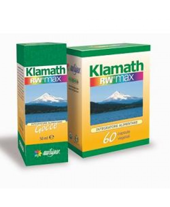 Klamath Rw Max Drops 50ml - FARMAEMPORIO