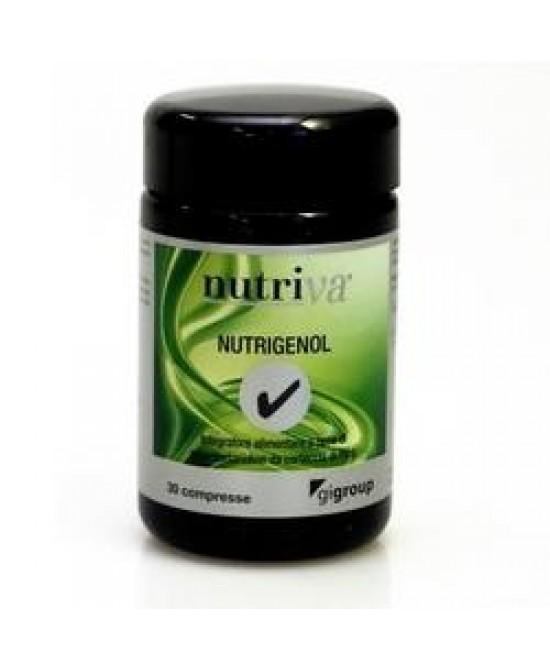 Nutriva Nutrigenol Integratore Alimentare 30 Compresse - Farmabravo.it
