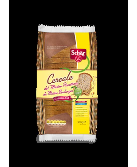 Schar Cereale del Mastro Panettiere Pane Con Cereali Senza Glutine 300g - Zfarmacia