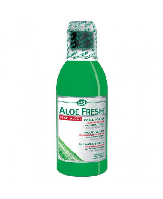 Collutorio  Esi Aloe Fresh  Zero Alcol - Parafarmaciabenessere.it